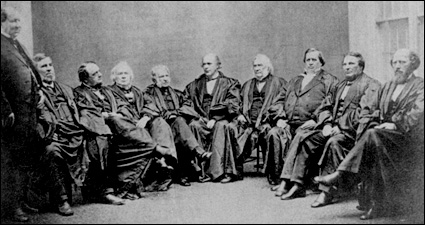 Image result for Salmon Chase Supreme Court